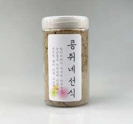쌀아지매 콩쥐네선식 300g (검은깨와 검은콩 80%)