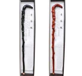 [가온길농원] 예천 청려장 명아주 지팡이