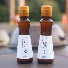 [회룡포장수진품] 회룡포 장수참기름 160ml