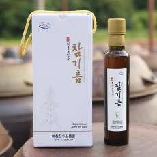 [회룡포장수진품] 회룡포 장수참기름250ml