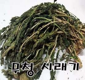 [예천산채] 말린무청시래기 1kg