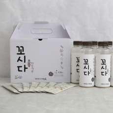 [회룡포장수진품] 꼬시다 으뜸미숫가루 35gX8개입 (꿀스틱 8개포함)