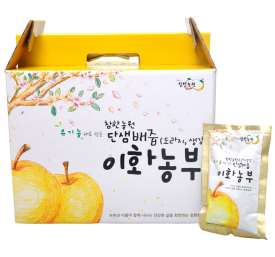 [참한농원] 유기농 도라지생강단샘배즙 1박스 (50봉)
