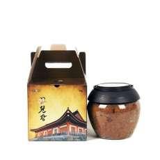 [전통백두된장] 9가지 약초 국산콩 전통된장 1kg