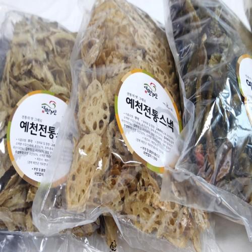 [예천농산]예천전통부각(반제품)300g(다시마,우엉,연근,고추,김)선택1