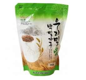 [우리밀애] 우리밀(백밀가루) 1kg 2kg