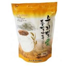 [우리밀애] 우리밀(통밀가루) 1kg 2kg
