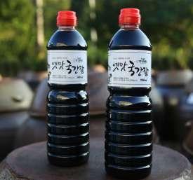 [회룡포장수진품] 옛맛 국간장 900ml