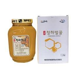 [2020년산햇꿀출시] 청하벌꿀(아카시아꿀)1.2kg