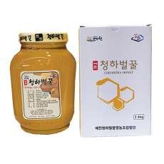 [2020년산햇꿀출시] 청하벌꿀(아카시아꿀)2.4kg