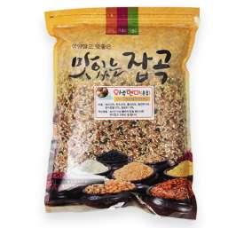 [또바기] 오색현미 혼합곡 2kg/4kg