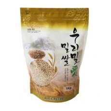 [우리밀애] 국산 밀쌀1kg 잡곡