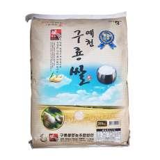 [구룡영농조합법인] 2020년 햅쌀 예천 구룡쌀(일품쌀) 20kg