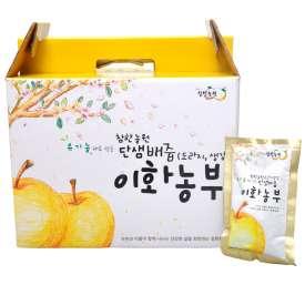 [참한농원] 유기농 도라지 생강 단샘배즙 1박스 (50봉)