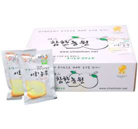 [참한농원] 유기농 단샘양파주스 1박스 (50봉)