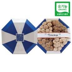 [갓속농장] 유기농표고버섯 선물세트(백화고400g, 흑화고300g) (설날선물,명절선물세트)