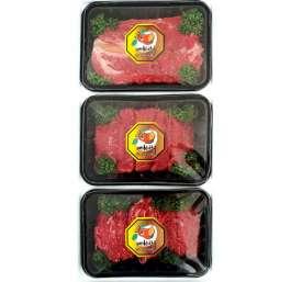 [예천축산농협]  HACCP 예천한우혼합세트1호(3구) 1.8kg(꽃등심, 부채살, 불고기 각 600g)