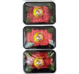 [예천축산농협]  HACCP 예천한우구이세트1호(3구) 1.8kg(채끝살,부채살,안심살 각 600g)
