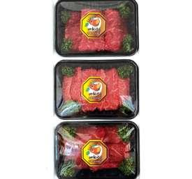 [예천축산농협]  HACCP 예천한우혼합세트2호(3구) 1.5kg(등심500g, 불고기500gx2)