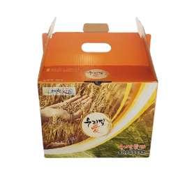 [우리밀애] 우리밀 세트2호 (밀쌀2kg+통밀가루3kg+백밀가루3kg)