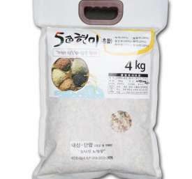 [오색현미] 오색현미 6곡 혼합 4kg