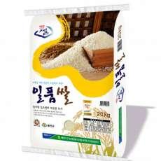 [예천농협쌀조공법인] 2021년산 햅쌀 일품쌀 20kg